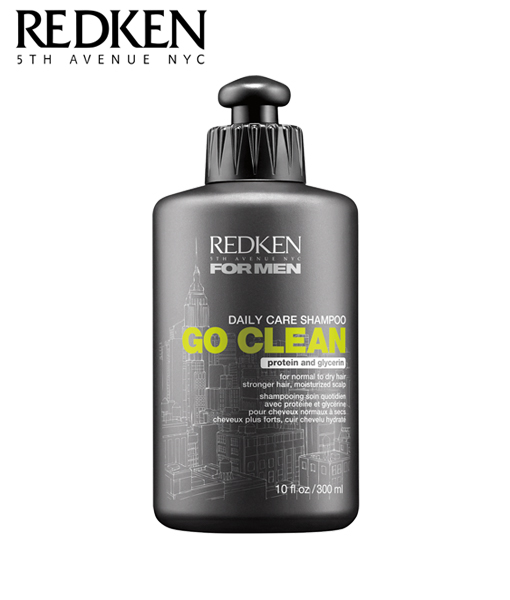 daily care shampoo go clean