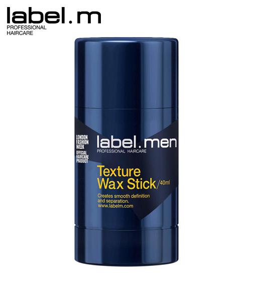 label men texture wax stick