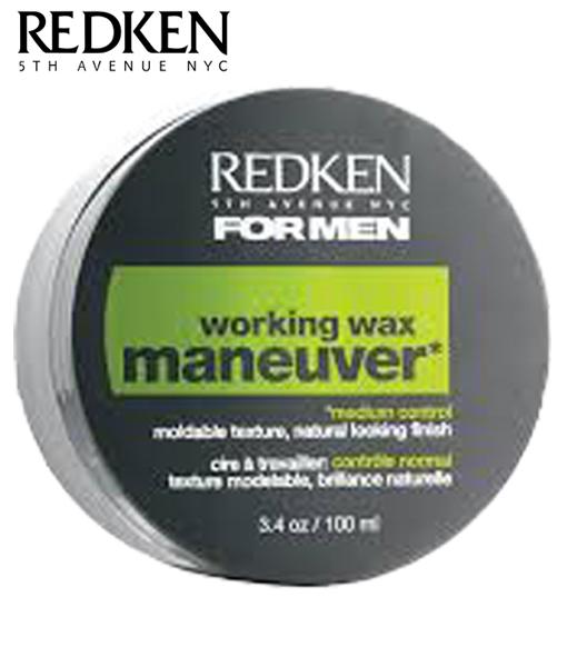 working wax maneuver