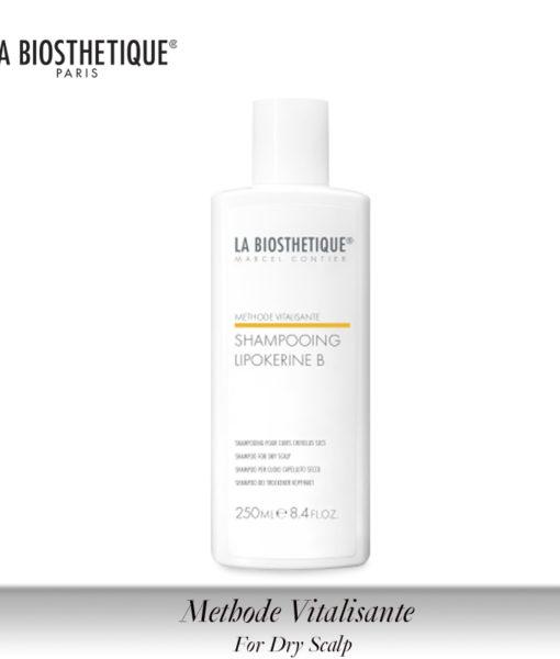 shampoo lipokerine b 250ml